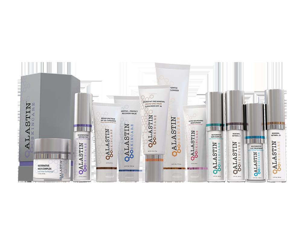 Alastin Skincare Produc Line